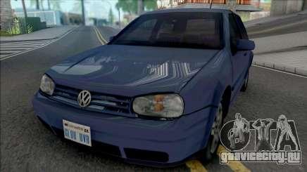 Volkswagen Golf MK4 GTI (NFS Underground 2) для GTA San Andreas