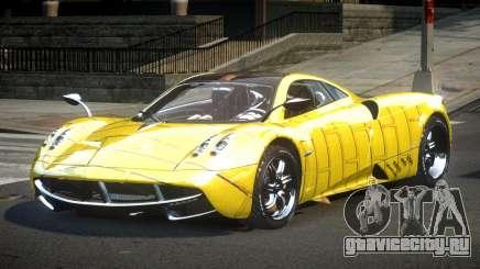 Pagani Huayra SP U-Style S5 для GTA 4