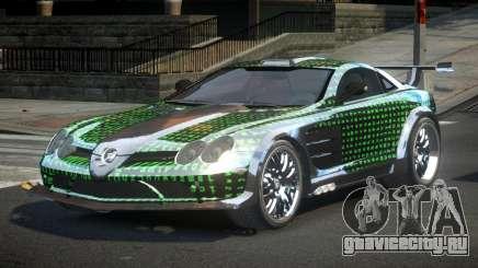 Mercedes-Benz SLR US S6 для GTA 4