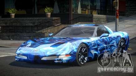 Chevrolet Corvette GS-U S8 для GTA 4