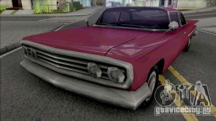 Voodoo Cutscene для GTA San Andreas