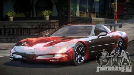 Chevrolet Corvette GS-U S6 для GTA 4