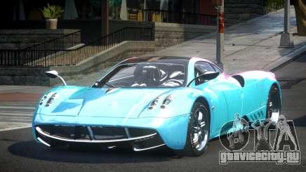 Pagani Huayra SP U-Style S4 для GTA 4