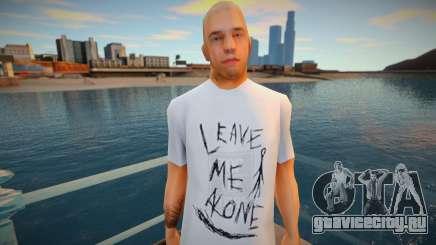 White Boy skin для GTA San Andreas