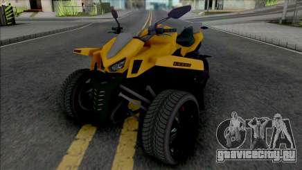 GTA V Nagasaki Stryder для GTA San Andreas