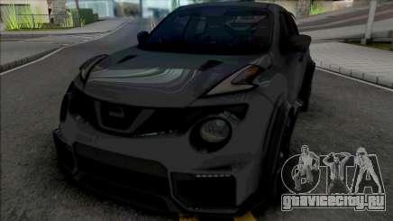 Nissan Juke R для GTA San Andreas