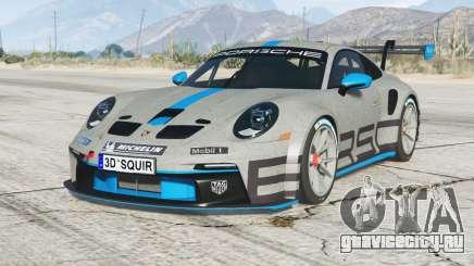 Porsche 911 GT3 Cup (992) 2020〡add-on для GTA 5