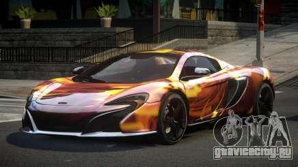 McLaren 650S BS S1 для GTA 4
