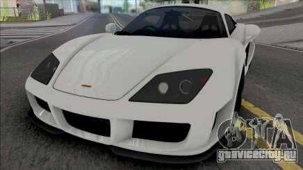 Noble M600 2010 [RHD] для GTA San Andreas
