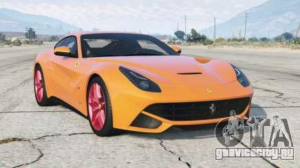 Ferrari F12berlinetta 2012〡add-on v1.1 для GTA 5