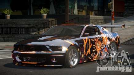 Ford Mustang GS-U S1 для GTA 4