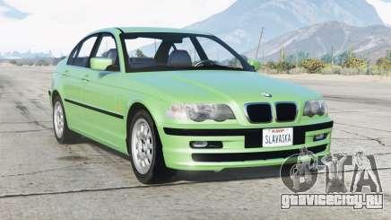 BMW 328i sedan (E46) 2000〡add-on для GTA 5