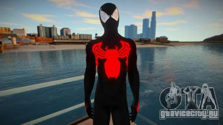 Spidey Suits in PS4 Style v5 для GTA San Andreas