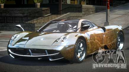 Pagani Huayra SP U-Style S8 для GTA 4