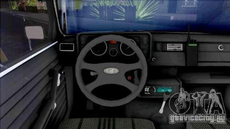 ВАЗ-2105 Полиция для GTA San Andreas