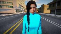 Kokoro v8 (good model) для GTA San Andreas