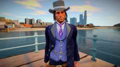 John Marston suit (from RDR2) для GTA San Andreas