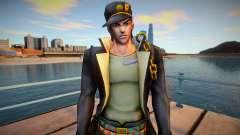 Jotaro Kujo для GTA San Andreas