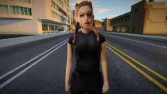 Симпатичная девушка 2 для GTA San Andreas