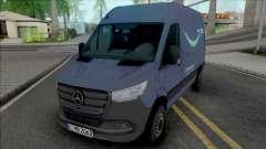 Mercedes-Benz Sprinter 2020 Amazon Delivery для GTA San Andreas