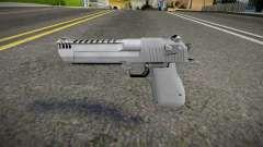 Remastered Desert Eagle для GTA San Andreas
