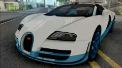 Bugatti Veyron Grand Sport Vitesse 2012 для GTA San Andreas