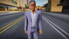 Jiro Kawara - Yakuza Kiwami 2 для GTA San Andreas