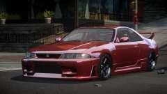 Nissan Skyline R33 GS для GTA 4