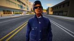 New Ryder skin 1 для GTA San Andreas