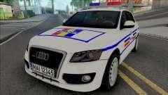 Audi Q5 2010 Politia Romana