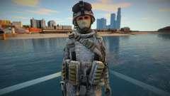 Call Of Duty Modern Warfare 2 - Army 2 для GTA San Andreas