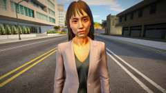 Eri Kamataki - Yakuza Like A Dragon для GTA San Andreas