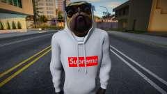 Fortnite - Doggo (Supreme v2) для GTA San Andreas