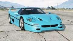 Ferrari F50 1995〡add-on v1.5 для GTA 5