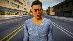 Tsuyoshi Nagumo - Yakuza 6 для GTA San Andreas