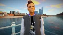 New Claude Casual V4 DLC Los Santos 1 для GTA San Andreas