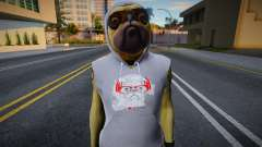 Fortnite - Doggo (Import Export Bulldog v2) для GTA San Andreas