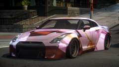 Nissan GTR FLS S10 для GTA 4