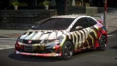 Honda Civic Qz S3 для GTA 4