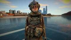 Call Of Duty Modern Warfare skin 10 для GTA San Andreas
