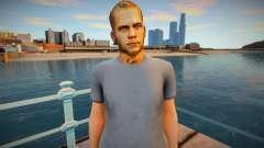 [F&F8] Brian OConnor (Paul Walker) для GTA San Andreas
