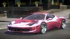 Ferrari 458 GT Italia S2 для GTA 4