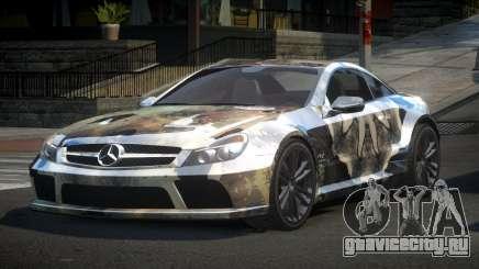 Mercedes-Benz SL65 U-Style PJ7 для GTA 4