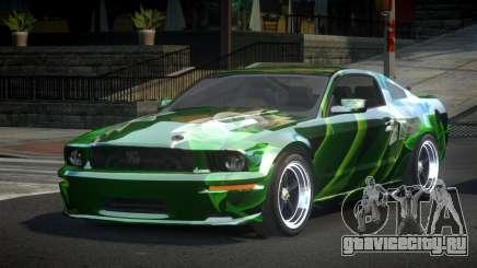 Ford Mustang BS-U L5 для GTA 4