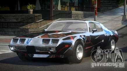 Pontiac TransAm GS-I S4 для GTA 4