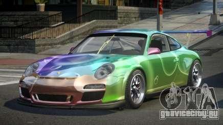 Porsche 997 GT S4 для GTA 4