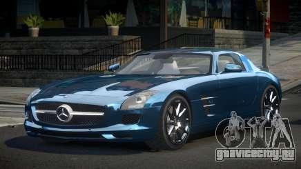 Mercedes-Benz SLS SP AMG для GTA 4