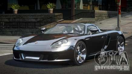 Porsche Carrera GT V2.5 для GTA 4