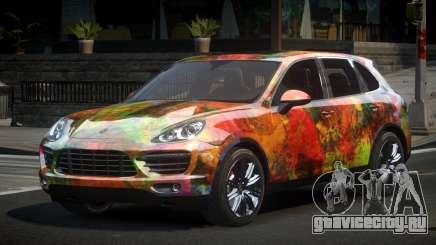 Porsche Cayenne US S4 для GTA 4