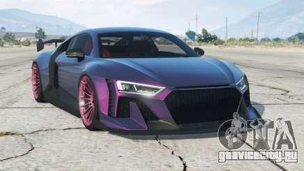Audi R8 Monster〡bodykit by hycade〡add-on v1.2 для GTA 5